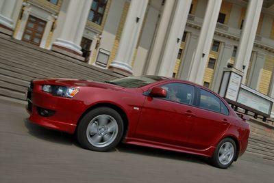 Drive-Test: Сколько Спорта В Новом Mitsubishi Lancer? Mitsubishi