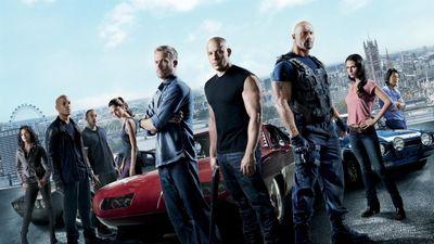 Форсаж: лучшие автомобили фильм