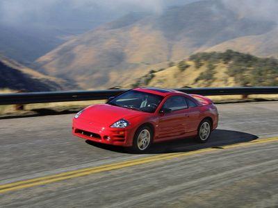 Фотографии автомобиля mitsubishi eclipse 2003 года. авто