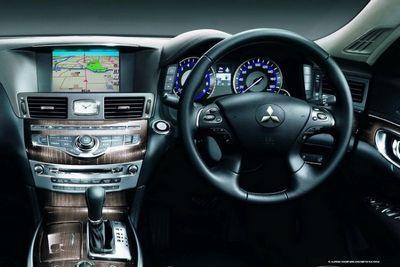 Компания mitsubishi возвращается в сегмент премиальных авто Mitsubishi