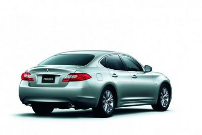 Mitsubishi › компания mitsubishi возродила модели proudia и dignity Mitsubishi