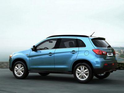 Mitsubishi asx: цена и технические характеристики автомобиль