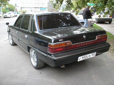Mitsubishi debonair 1981 - отзыв владельца если