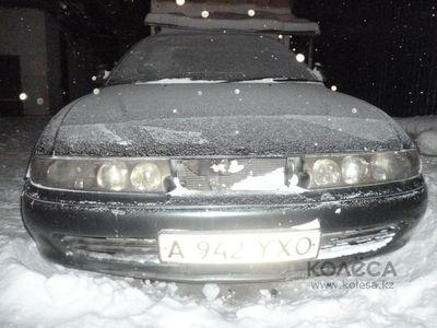 Mitsubishi Emeraude 1993 - Отзыв Владельца машина