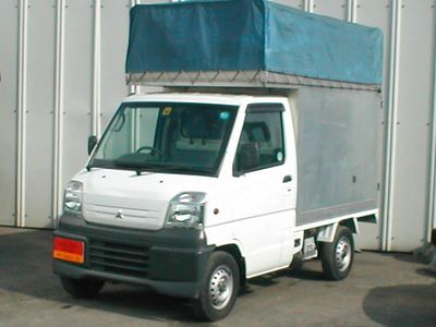 Mitsubishi minicab 2002 - отзыв владельца если