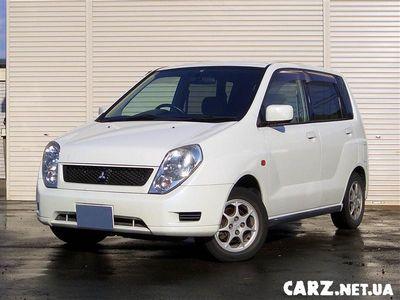 Отзыв об автомобиле mitsubishi dingo 1.3 at (80hp) ' 2000 двигатель