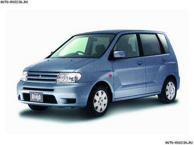 Отзыв об автомобиле mitsubishi dingo ' 1999 который