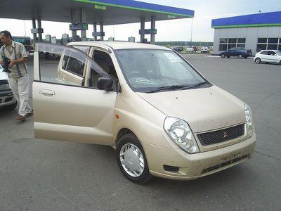 Отзыв об автомобиле mitsubishi dingo ' 1999 я