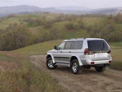 Продажа подержанных mitsubishi montero Mitsubishi Montero
