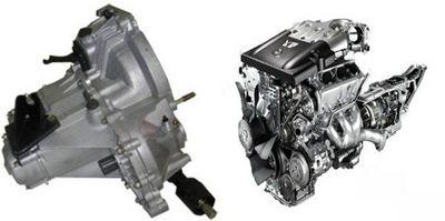 Ремонт акпп и двигателя автомобиля mitsubishi dion автомобиль